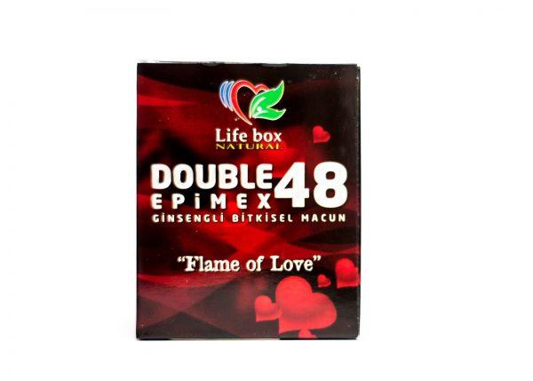 Life Box Epimedium Turkish Honey Mix with Ginseng - Turkish Paste, 230g