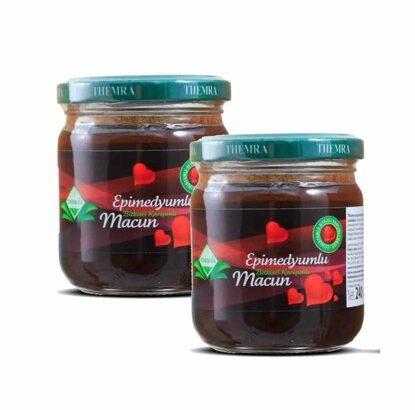 Themra Epimedium Turkish Honey Mix - Turkish Paste, 8.46oz – 240g