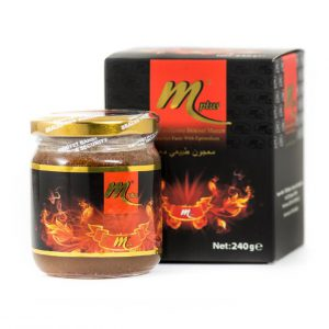 Mplus Epimedium Turkish Honey Mix - Turkish Paste, 240gr