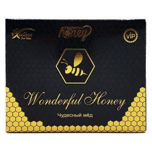 Wonderful Honey Natural Aphrodisiac, 15g x 12 pieces