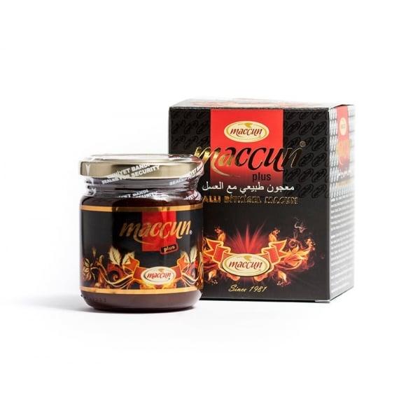 Maccun Plus VIP Aphrodisiac Epimedium Turkish Honey Mix, 240gr