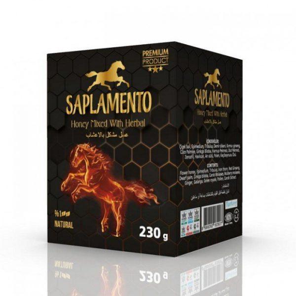SAPLAMENTO Epimedium Turkish Honey Mix, 230 gr
