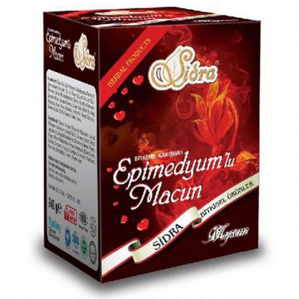Sidra Epimedium Turkish Honey Mix - Turkish Paste, 240g