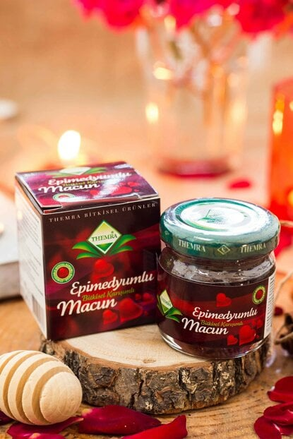 Themra Epimedium Turkish Honey Mix - Turkish Paste, 43g