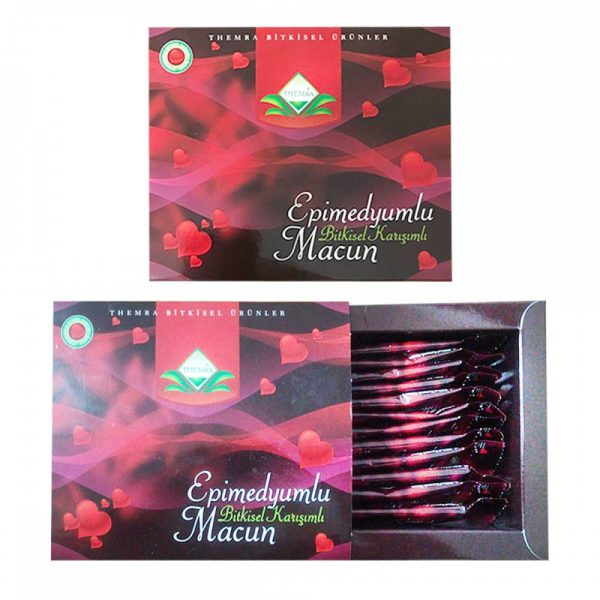 Themra Epimedium Turkish Honey Mix - Ready-to-Use Bags