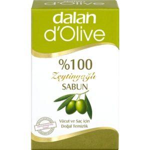 100% Olive Oil Soap Bar, Dalan D'olive