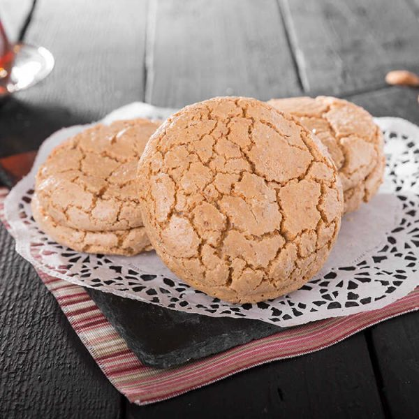 Acıbadem Turkish Traditional Bitter Almond Cookies , 3.5oz - 100g