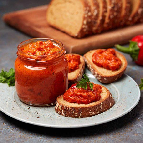 Ajvar Balkan Sauce, 10.58oz - 300g