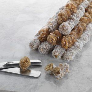 Turkish Delight Soudjouk with Walnut
