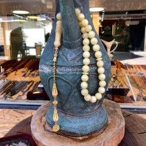 Amber Rosary Large Size