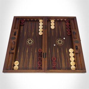 Asia Design Backgammon