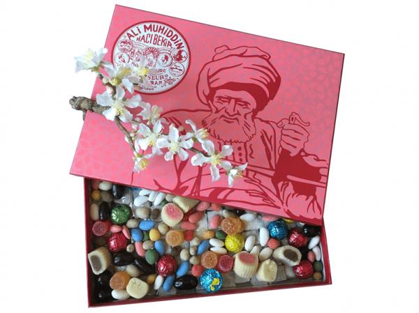 Assorted Bayram Sweets, 78.66oz - 2230g