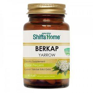 BERKAP Hemorrhoid Herbal Capsules, 680 mg, 60 Caps