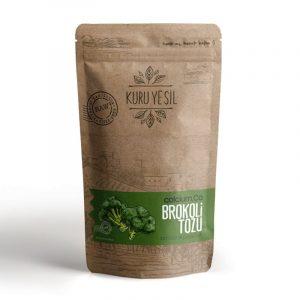 Kuru Yesil - Organic Broccoli Powder, 3.52oz - 100g