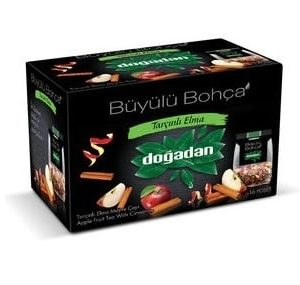 Buyulu Bohca - Cinnamon Apple Fruit Tea, 16 Tea Bags