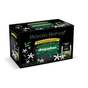 Buyulu Bohca - Green Tea With Jasmine, 16 Tea Bags