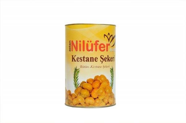 Nilufer - Candied Chestnuts, 175oz - 5kg