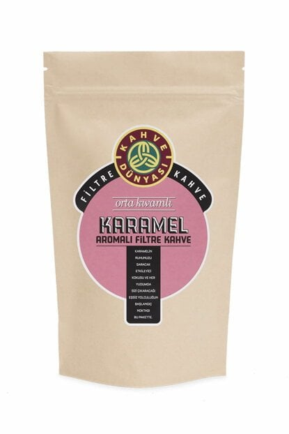 Caramel Flavored Coffee, 8.81oz - 250g