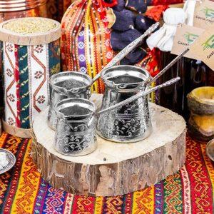 Coffee Pots 3 Pieces