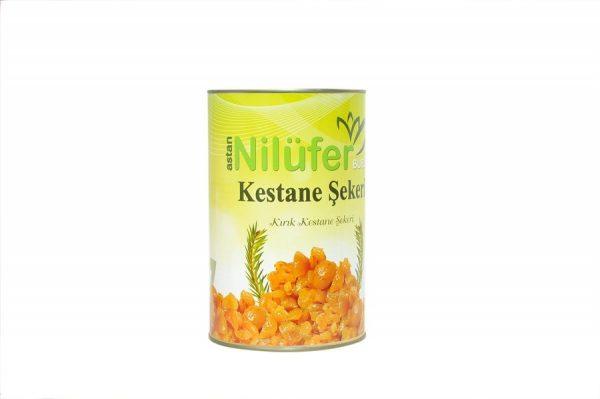 Nilufer - Cracked Candied Chestnuts, 175oz - 5kg