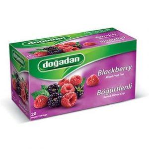 Dogadan - Blackberry Mixed Fruit Tea, 20 Tea bags