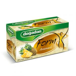 Form Pineapple Tea