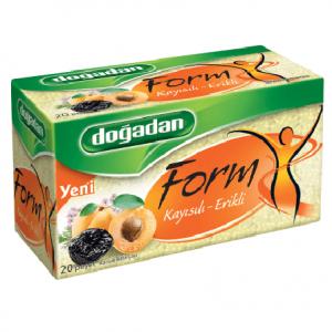 Form Apricot & Plum
