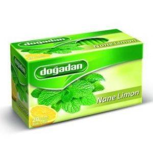 Dogadan - Mint and Lemon Tea, 20 Tea Bags