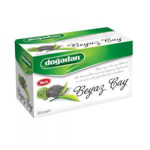 Dogadan - White Tea–Plain, 20 Tea Bags