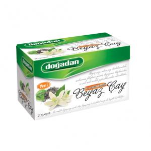Dogadan - White Tea with Orange Flowers, 20 Tea Bags