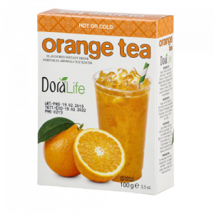 DoraLife - Orange Tea Powder