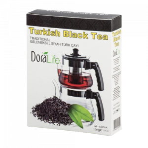 DoraLife - Traditional Turkish Black Tea, 3.5oz - 100g