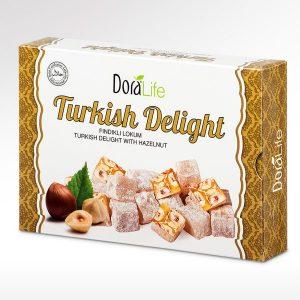 DoraLife - Turkish Delight with Hazelnut