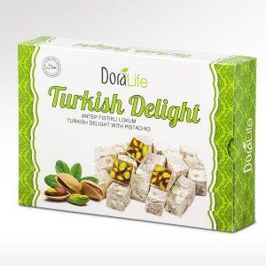 DoraLife - Turkish Delight with Pistachio