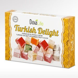 DoraLife - Turkish Delight with Mix Fruit Flavour