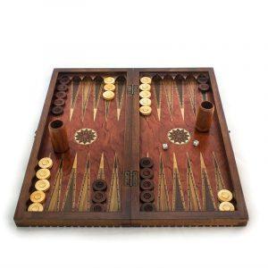 Elegant Large Backgammon