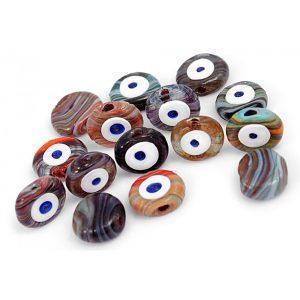 Evil Eye Decorative, 15 pieces