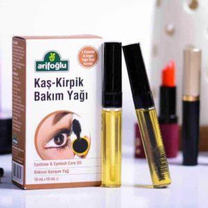 Eyebrow & Eyelash Care Oil, Arifoglu, 0.68oz - 20ml