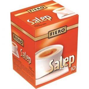 Fiero Salep 20g x 10 Bag