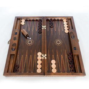 Genius Long Backgammon