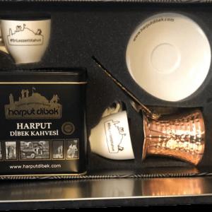 Harput Dibek Coffee Gift Set