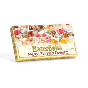 Hazer Baba - Mixed Turkish Delight