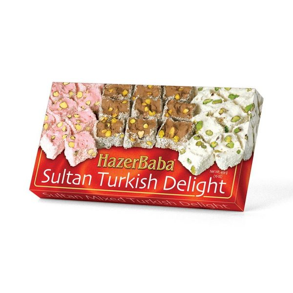 Hazer Baba - Sultan Turkish Delight