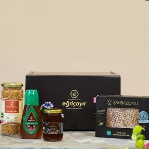 Şahbaz Çaylı Organic Honey Pack