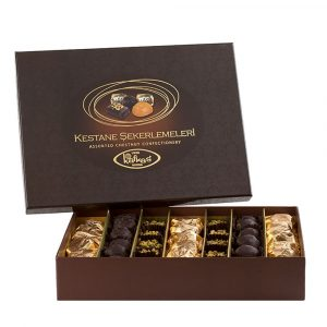 Mixed Candied Chestnut by Kafkas