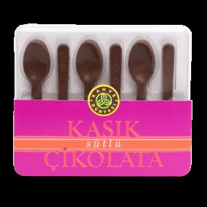 Spoon Shape Chocolate with Milk