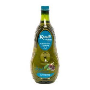 Komili Mediterranean Flavors Extra Virgin Olive Oil