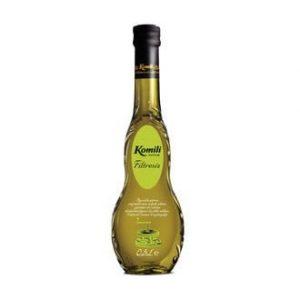 Komili Unfiltered Extra Virgin Olive Oil, 500ml