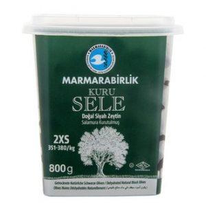 Marmarabirlik Dry Saddle Black Olive