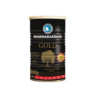 Marmarabirlik Gold Black Olive